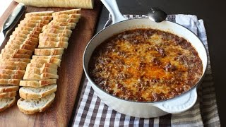 Sloppy Dip - How to Make a Hot Sloppy Joe Dip...