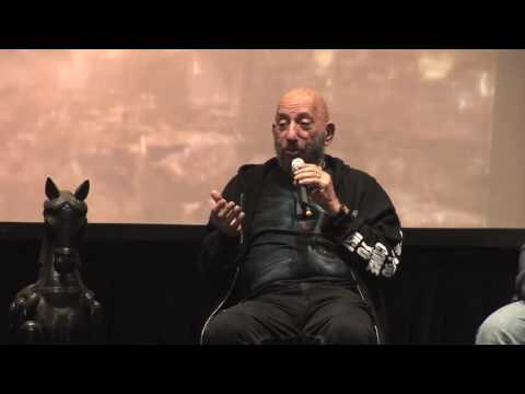 Sid Haig Panel Days of the Dead Atlanta February 5, 2017
