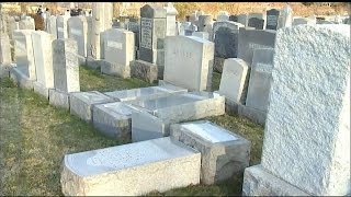100 Headstones Vandalized At Jewish Cemetery Adds To Growing List Of Hate Crimes