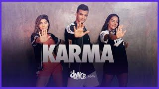 Karma - Mr.P | FitDance Life (Coreografía Oficial) Dance Video