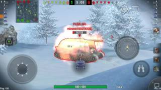 World of Tanks Blitz-Gameplay with Pz.Sfl.IVc