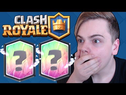 MI-A CAZUT LEGENDARA PE CARE MI-O DOREAM! - CLASH ROYALE