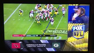 NFL on FOX Today Game Break Update: Cardinals @ Packers on FOX (2)