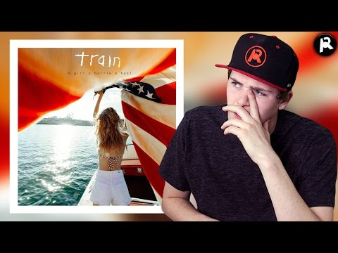 Train - a girl, a bottle, a boat | Album Review
