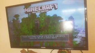 Minecraft Xbox 360 parte 1