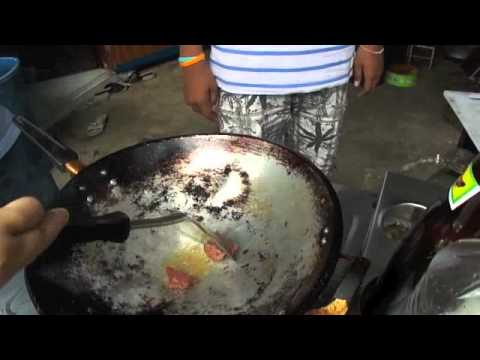 วิธีทำข้าวคลุกกะปิ