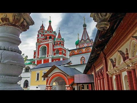 Прогулка в Саввино-Сторожевский монастырь. Звенигород зимой