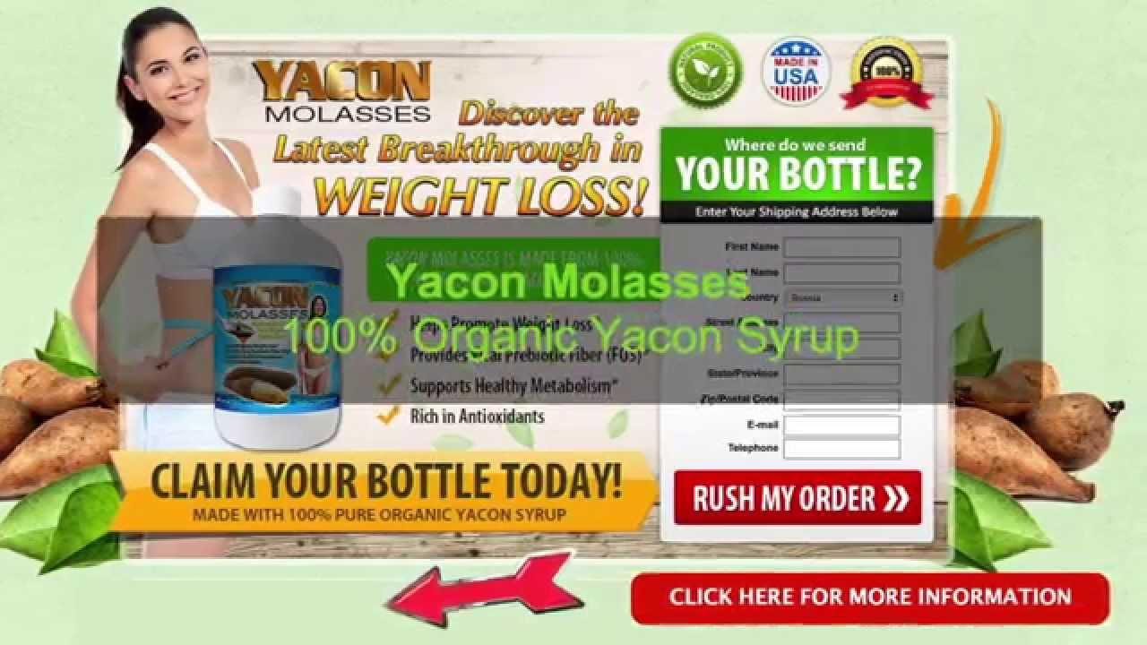 Yacon Molasses 100 Organic Yacon Syrup Youtube