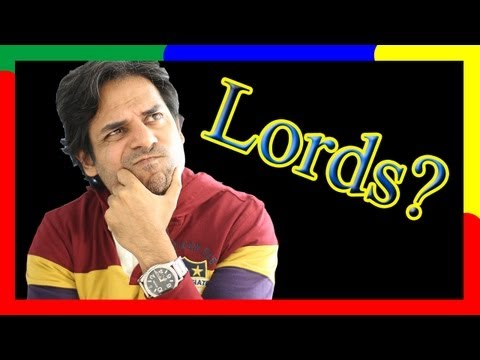 What are lords through houses in Astrology?