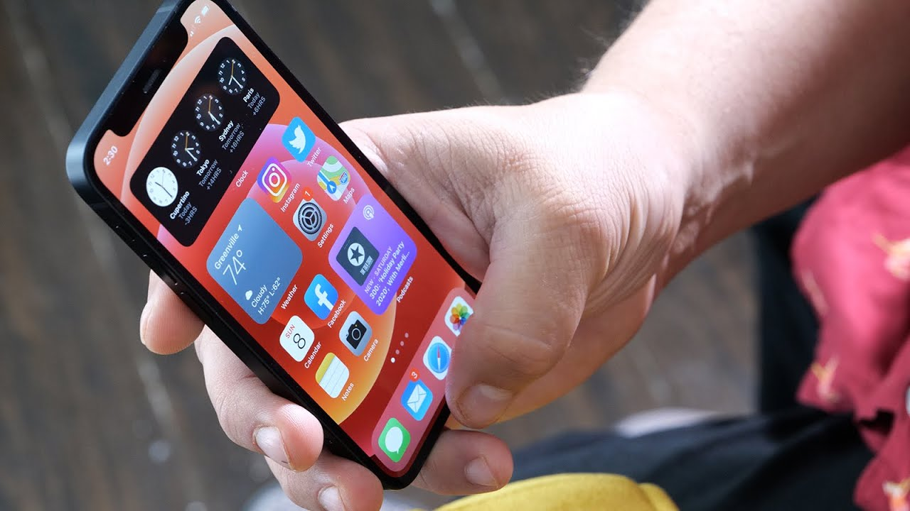 iPhone 12 Mini review: Apple goes big on a phone so small