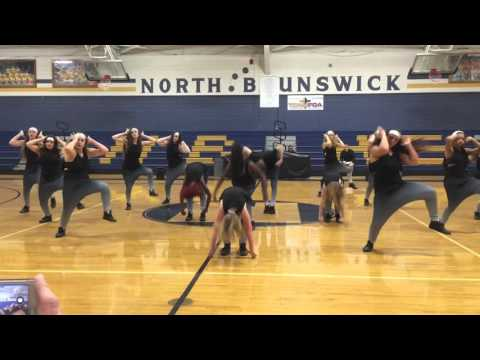 North Brunswick High School Dance Team 2015-2016 Winter Showcase