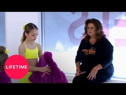 Dance Moms: An Unhappy Mini (Season 6 Flashback) | Lifetime