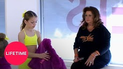 Dance Moms: An Unhappy Mini (Season 6 Flashback) | Lifetime