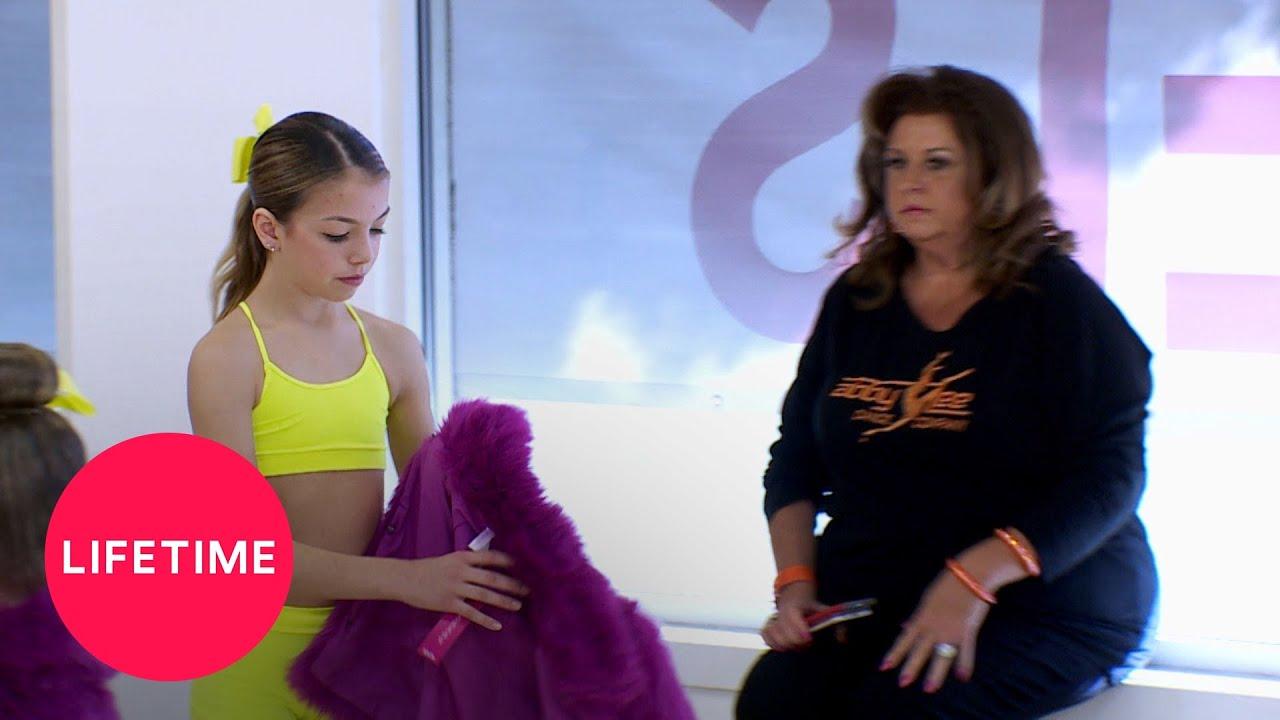 dance moms the maddie rumor