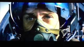 Воздушный бой. Отрывок из фильма 'Рыцари неба'. 1/3 часть