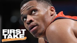 Russell Westbrook's Season Validates Michael Jordan's Support | First Take | April 3, 2017
