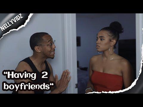 Having 2 boyfriends