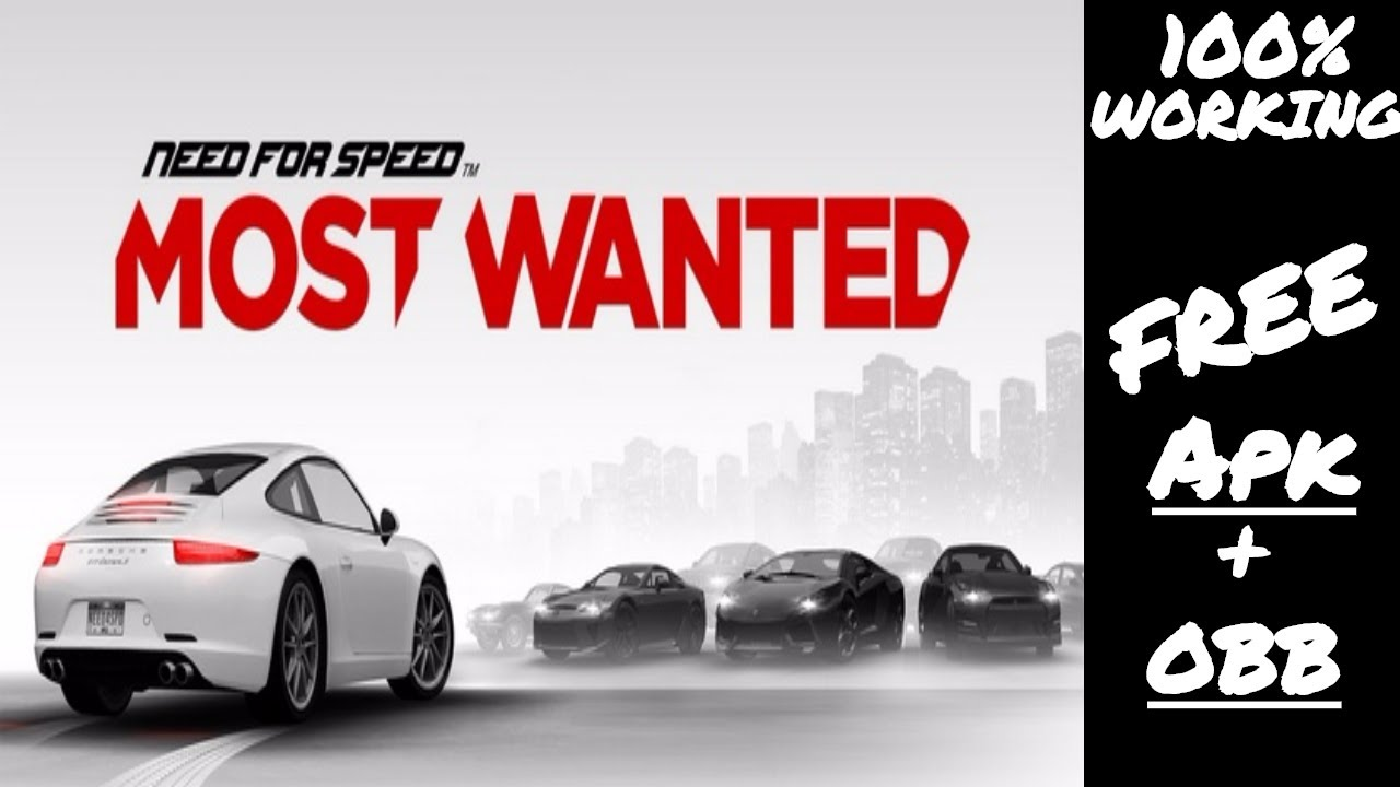 download need for speed most wanted apk+data mod android v1.3.71