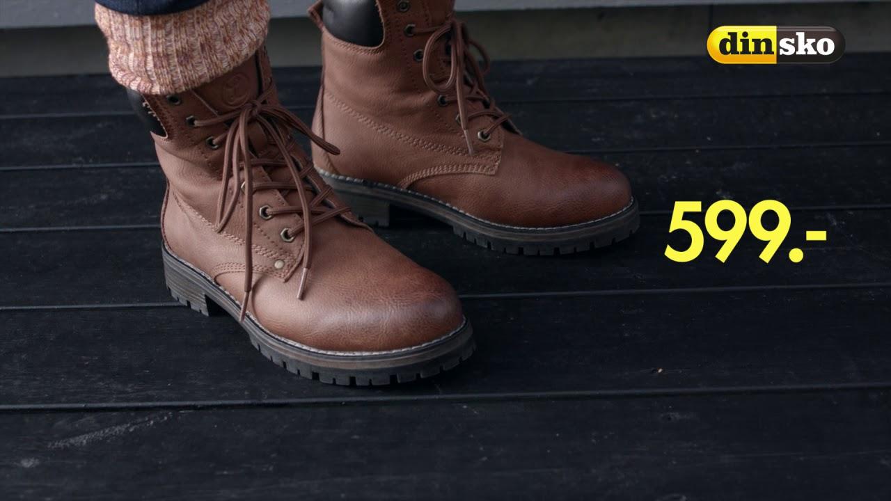boots din sko