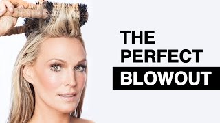 #SupermodelSecrets: How To Get The Perfect At-Home Blowout