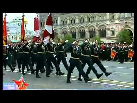 Russia Full Military Parade 2012 [360p]