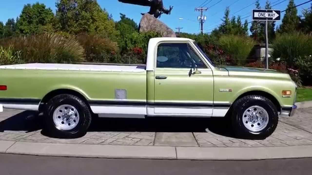 All Chevy 1972 chevrolet cheyenne super : 1972 Chevrolet Cheyenne C20 - YouTube