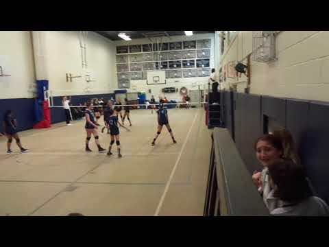 Brooklyn Friends School v Packer Varsity Girls 2018
