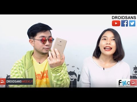 Droidsans Weekly Live EP43 : เปิดตัว Mi Max 2, Surface Pro ใหม่และ Mate Book / รีวิว Galaxy C9 Pro - วันที่ 28 May 2017