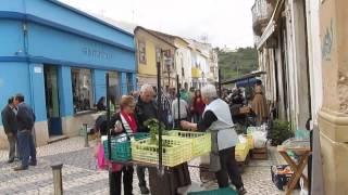 Portugal Algarve Sehenswürdigkeiten Silves Markttag