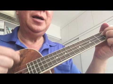 Ukulele and Me: He Touched Me
