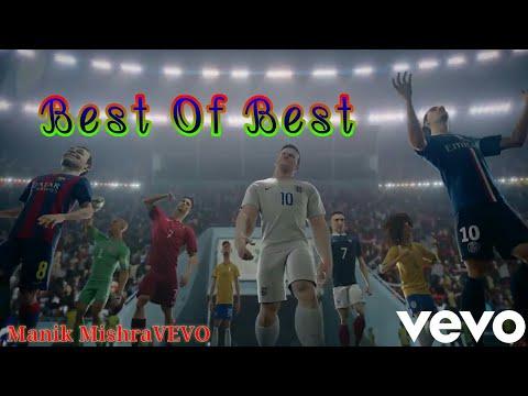 Most Popular Song Mashup 2017 (DJ Manik Remix) FIFA Football World Cup 2018 Song | Animated Version