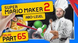 SUPER MARIO MAKER 2 ONLINE 👷 #65: Saure Suppe & würzige Level