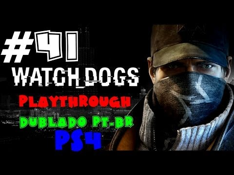 Mais hardcore stealth, dessa vez numa área lotada das galera - Watch Dogs Playthrough PS4 #41