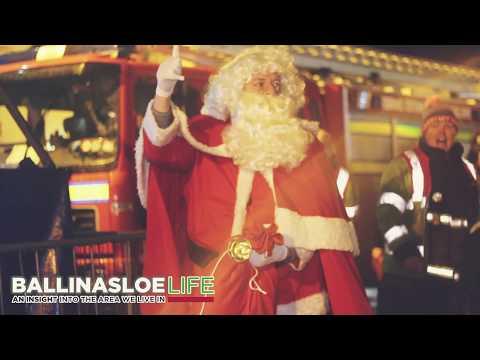 Ballinasloe Christmas Lights 2017