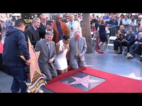 Jennifer Hudson Hollywood Walk Of Fame Ceremony