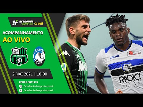Sassuolo vs Atalanta ao vivo - Serie A | Acompanhamento