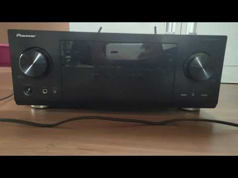 My Pioneer 5.1.2 AVR not working anymore