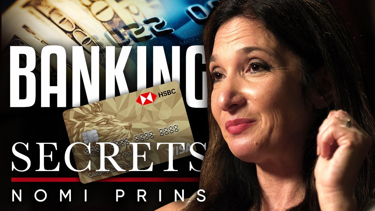 NOMI PRINS - WHAT ARE THE BANKS HIDING FROM US? | London Real