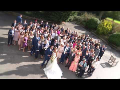 Amy & Paul wedding video highlights | Rowton Hall, Chester