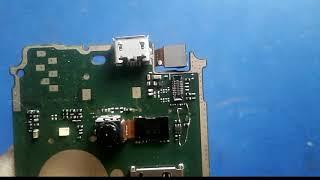 Nokia 216 White screen Problem 100% ok