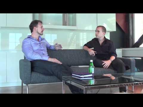 The Entourage Interviews Dean McEvoy from Spreets - Part #1