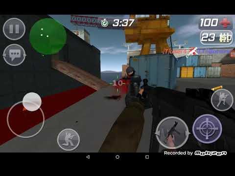 CS portable gameplay