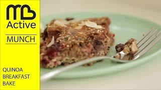 Michelle Bridges Recipe - Quinoa Bake