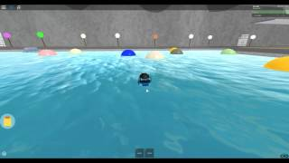 How to Swim in Roblox/ Tutorial