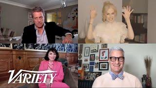 Nicole Kidman & Hugh Grant on Becoming a 'Sexy' Couple for 'The Undoing'