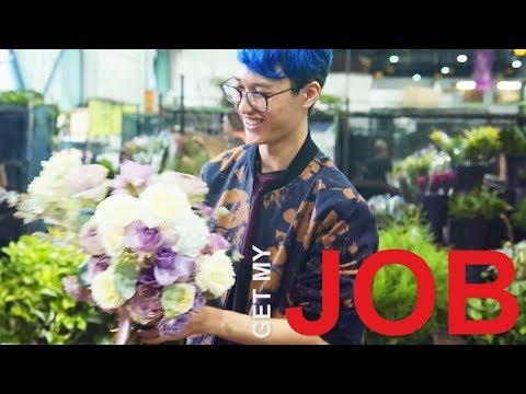 Be A Florist | Get My Job