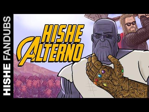 FANDUB: Avengers Endgame HISHE Alterno