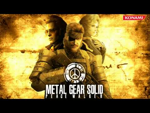 MGS Peace Walker OST - Heavens Divide (BEST QUALITY)