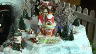 Disney's Yacht & Beach Club Gingerbread And Holiday Displays 2011