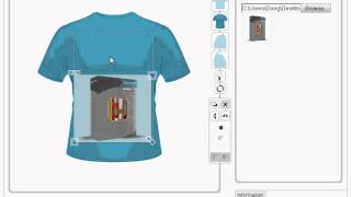 Custom T Shirt Design Software